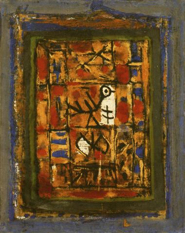 L'oiseau, 1951, courtesy Galerie Jeanne-Bucher, ph. JL Losi